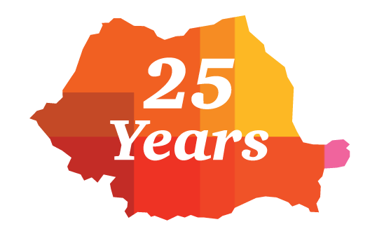 PwC 25 years in Romania